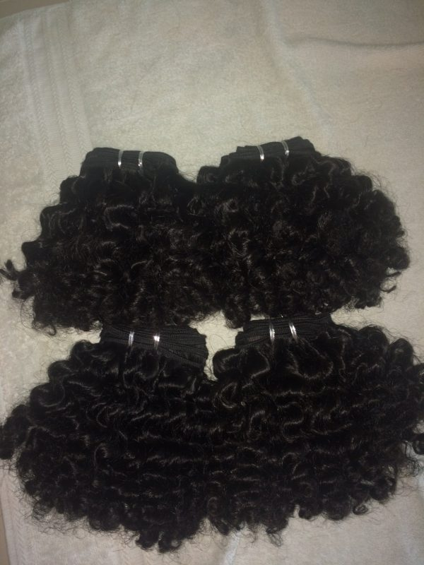 deep curly Filipino human hair