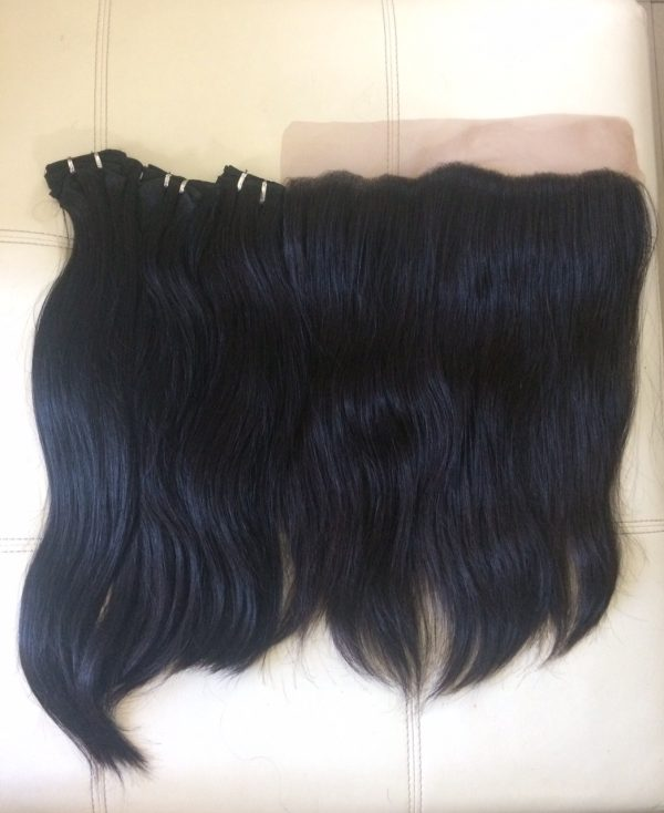 raw virgin Filipino human hair