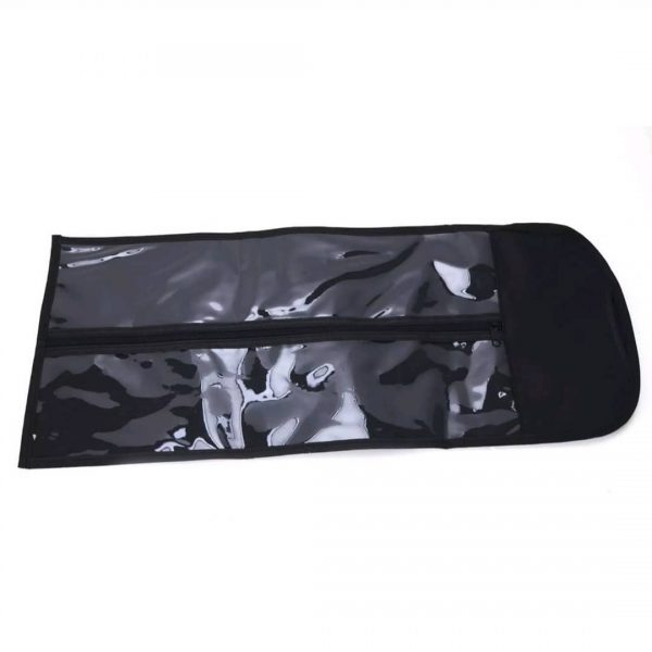 hair extensions dust free travel and storage bag
