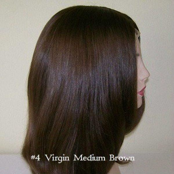 straight Russian virgin hair