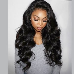 long loose wave wig