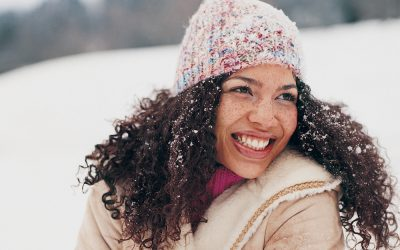 Win in the Winter, Healthy Hair Tips for Cold Weather