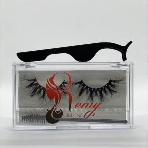 Flirty Girl 3D Mink Lashes